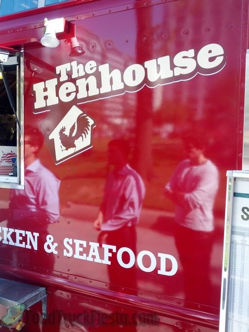Henhousetasty Fried Food Trucks Chicken Fingers Fried Chicken