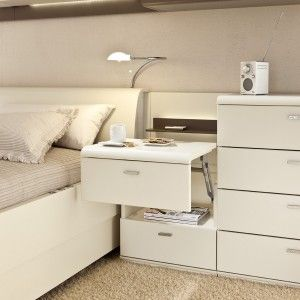 Venero Ii Bedside Table Hulsta Hulsta Furniture In London