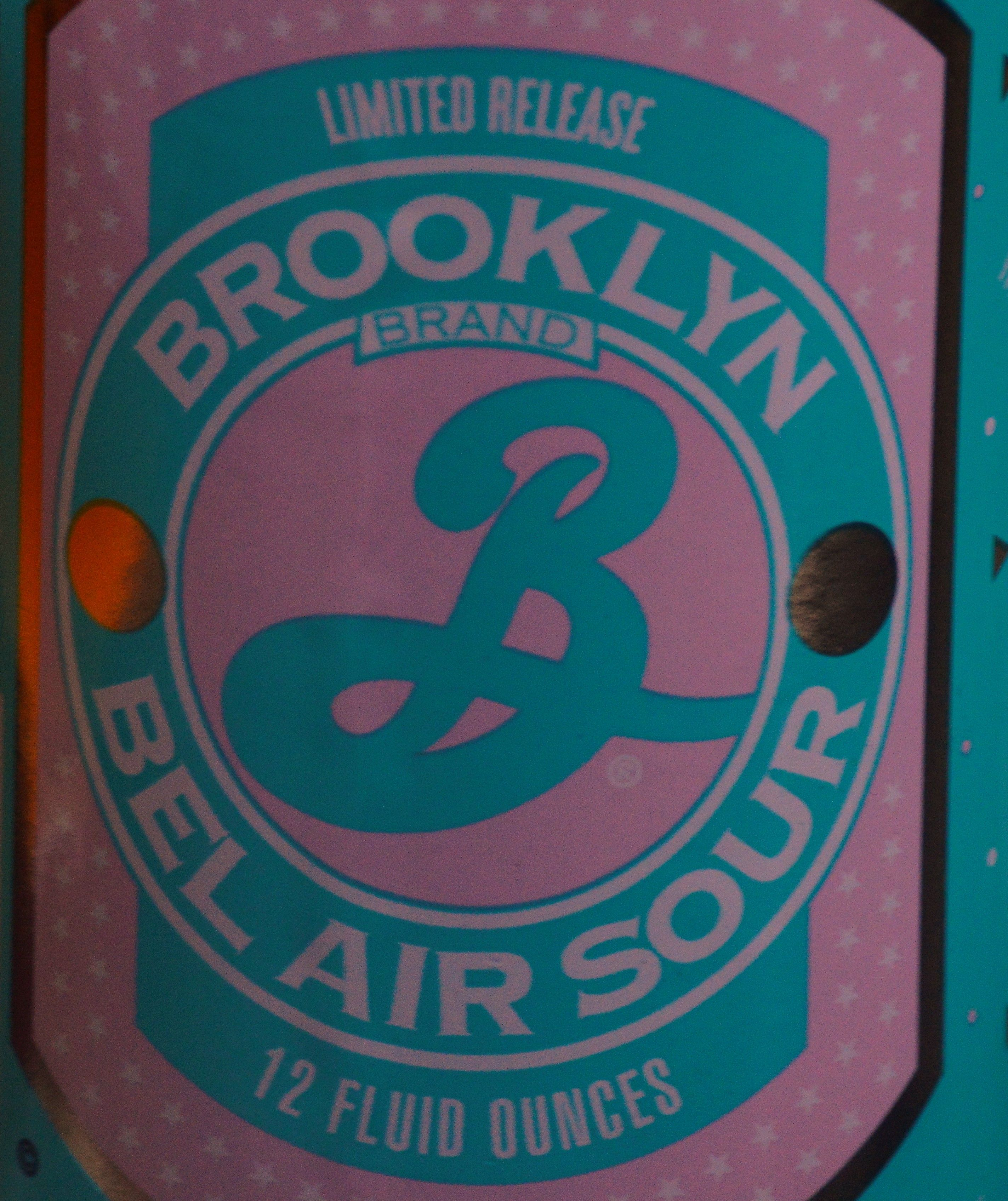 Brooklyn Bel Air Sour Cider drinks, Cider, Sour