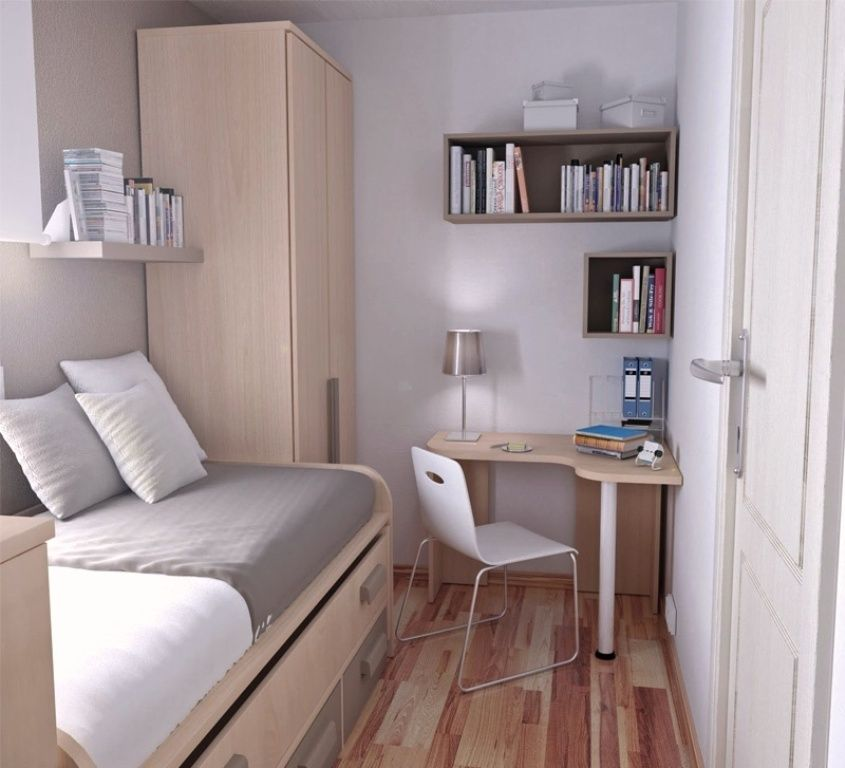 40 Amazing Age Bedroom Layouts Interior Very Small