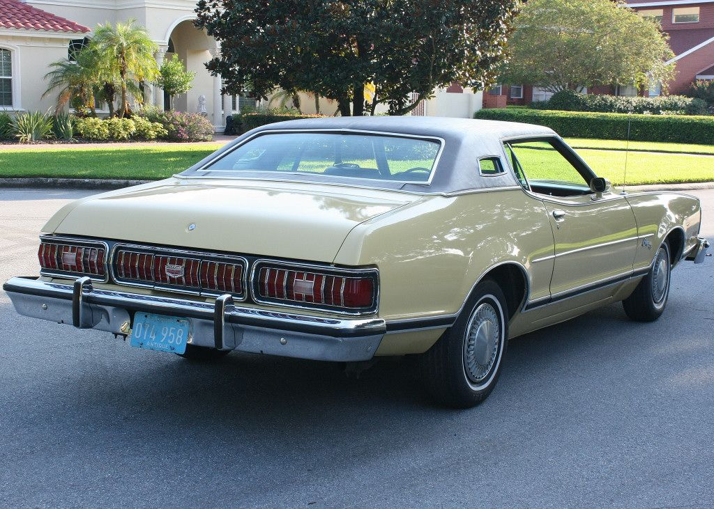 Pin on 1974 1976 Mercury Cougar XR7