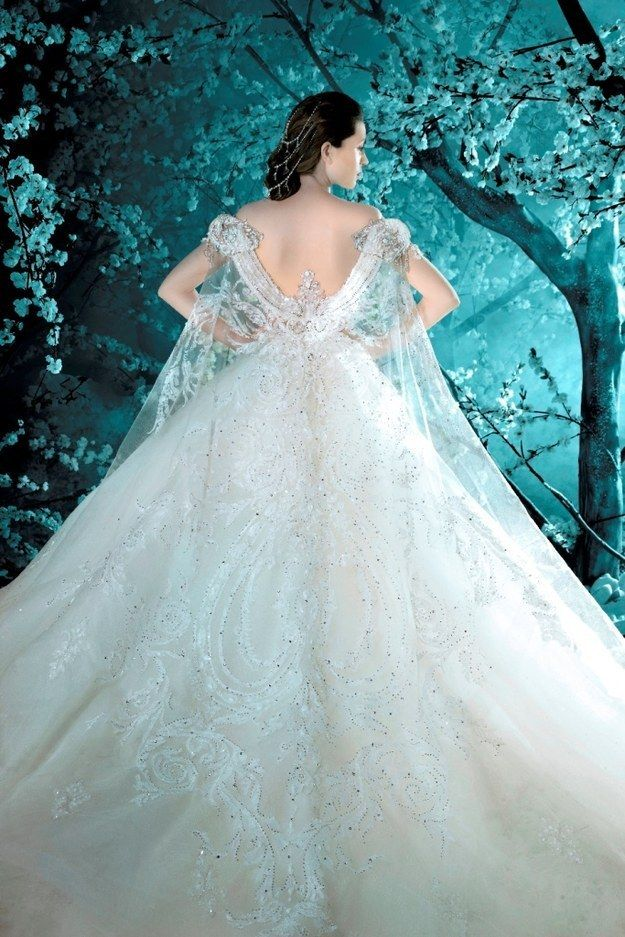 41 Wedding Dresses Inspired By Nintendo Princesses   Gowns, Wedding ...