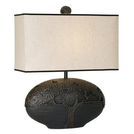National Geographic Serengeti Acacia Table Lamp J1163 Lamps Plus Lamp Table Lamp Lighting Collections