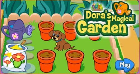 El jardín mágico de Dora | PLANTAS | Pinterest | Dora la exploradora ...