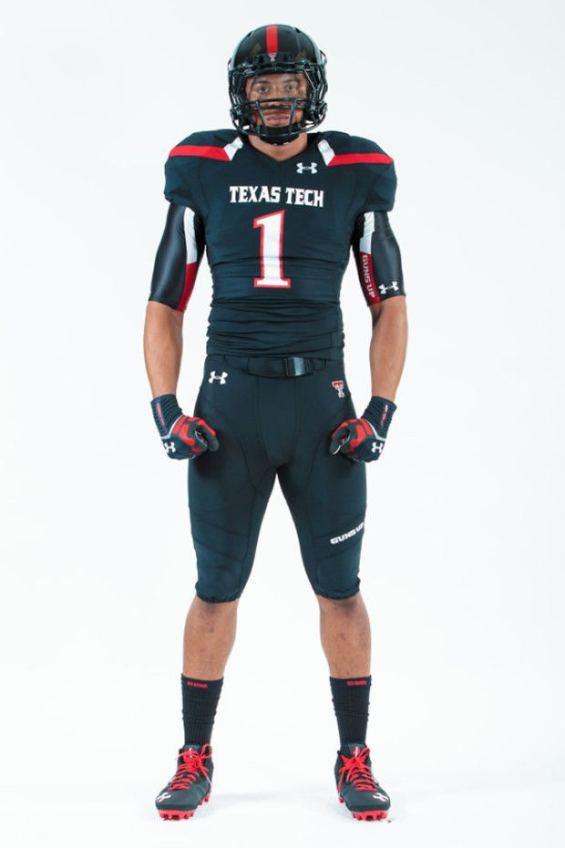 c0b06aa9a3e Texas Tech Red Raiders football uniforms | Uniform Critics ...