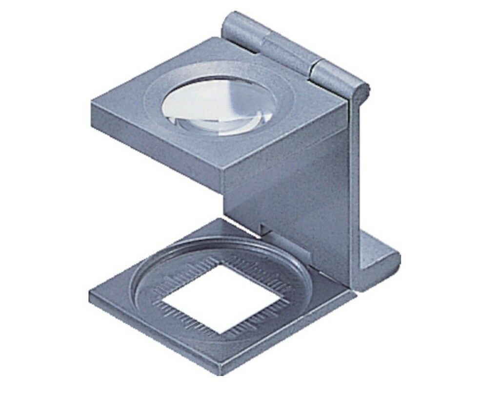 5405 MADE IN JAPAN LEAF STANDARD LOUPE 5X