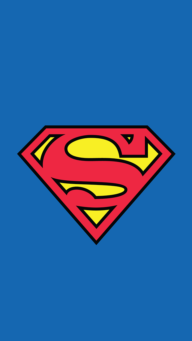 Iphone Wallpapers Iphone 5 Superman Fondos De Pantalla Fondos