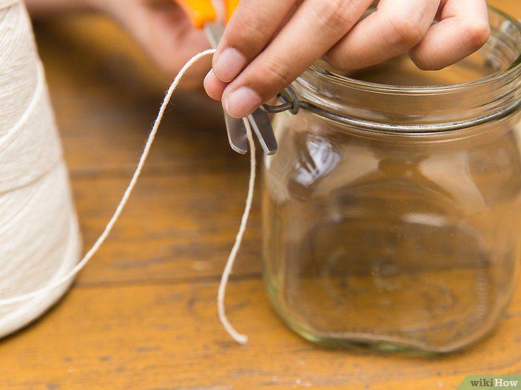 How To Make An Oil Lamp Lampara De Aceite Velas De Aceite Como Hacer Una Lampara