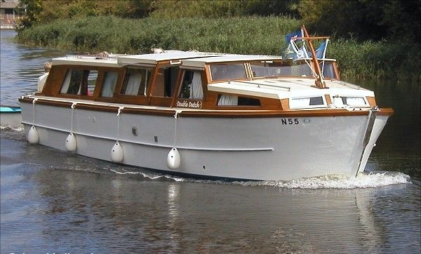 Rl Norfolk Broads Boat Sales Fiestabell Double Dutch With