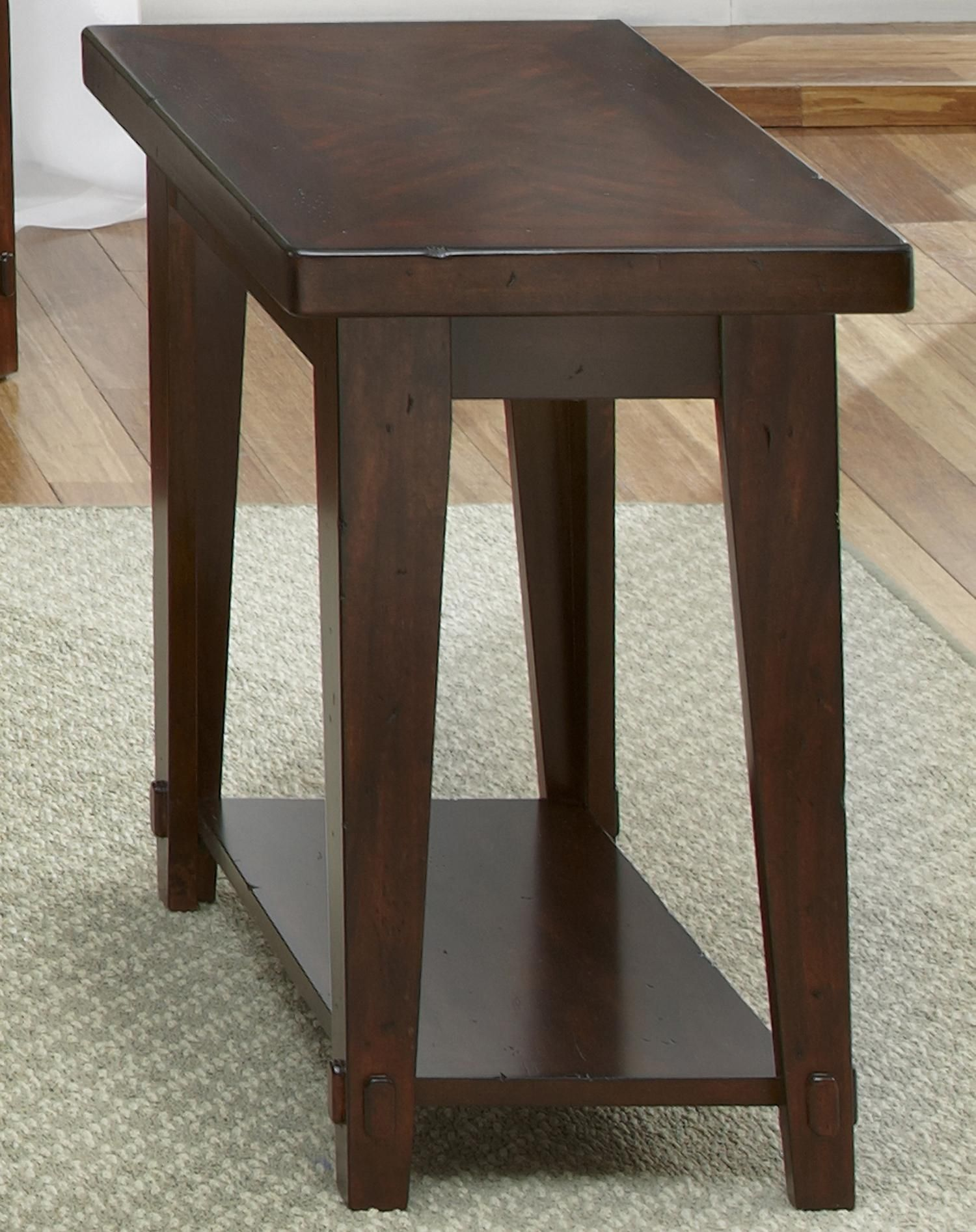 Nice Alamosa Small Chair Side Table By Liberty Furniture