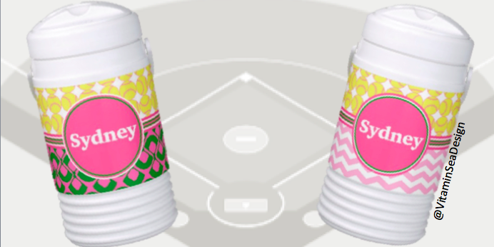 Vitamin Sea Design #softball #sports #team #together