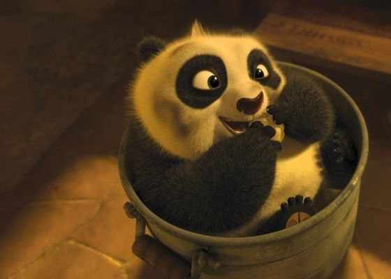 Panda Movies Dreamworks Animation Film Kung Fu