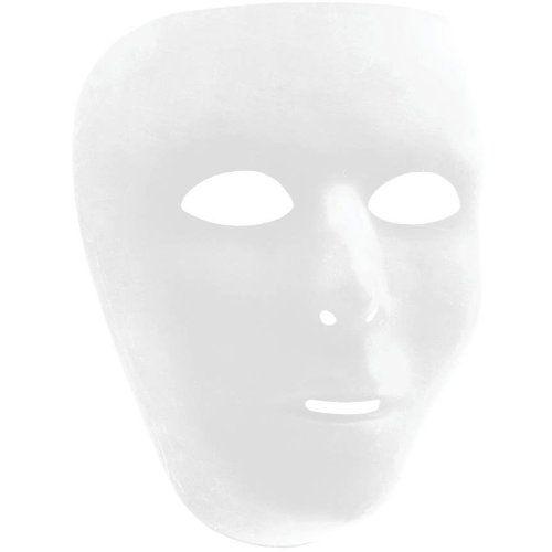 Amscan Red Full Face Mask