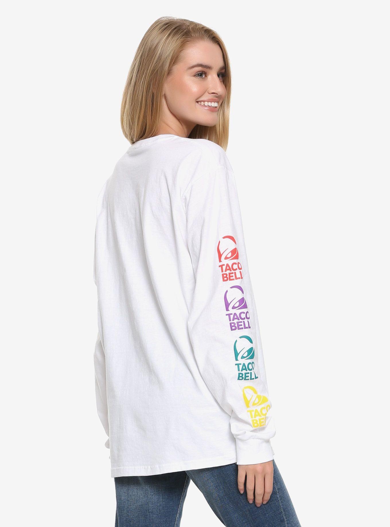 b398d7b58 Taco Bell Long Sleeve T-Shirt - BoxLunch Exclusive de 2019 ...