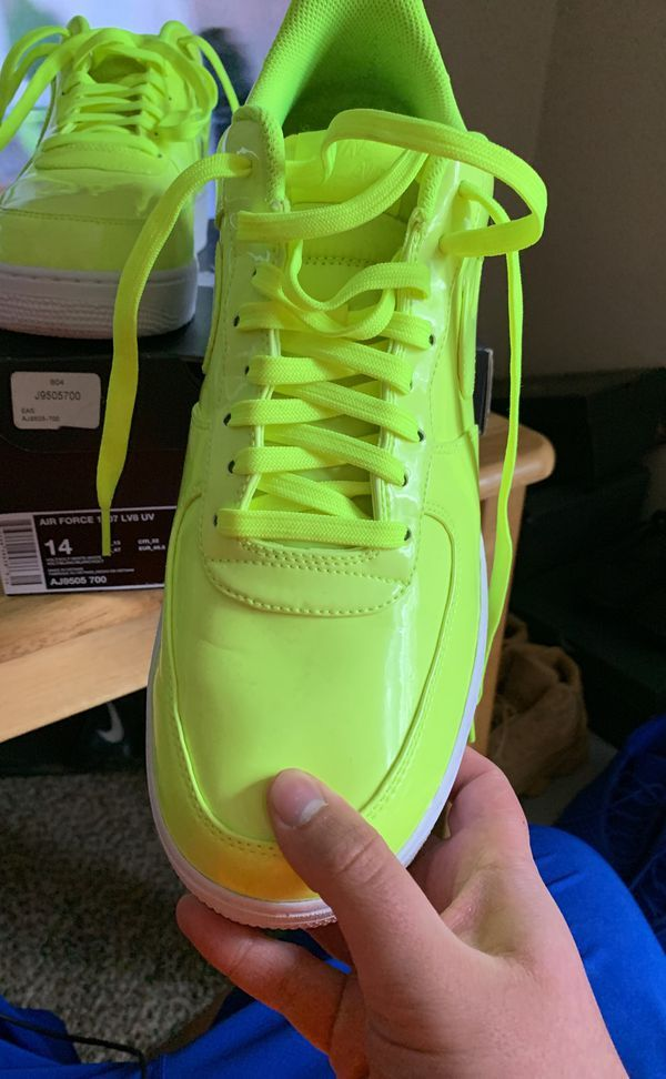 Nike Air Force 1 '07 lvl 8 for Sale in Tacoma, WA | Products