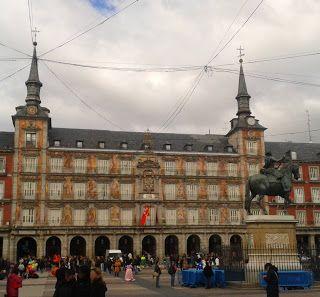 AudioViator: audioguías gratis: Ruta por el Madrid de los Austrias