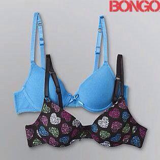 Bra's marca Bongo.   ¿Te gustaría encontrar estos diseños a la venta en México?