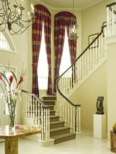 arched window window treatments - Google Search