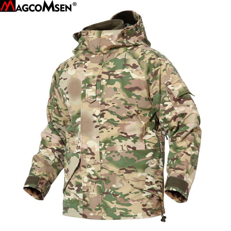 Fishing Camo Coats UK 2XL Waterproof Camouflage Jacket S Hunting