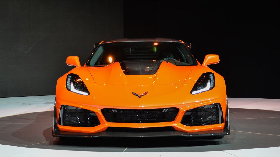 2019 Chevy Corvette Zr1 All Hail The 755 Horsepower C7 King