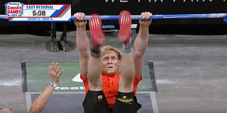 Watch the Full Workout from Event 4 of The CrossFit East Regionals (Fraser vs Vellner) - https://www.boxrox.com/event-4-crossfit-east-regionals/
