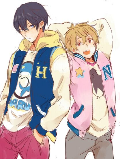 Characters Haruka Nagisa Anime Free Fanart Anime Manga Fandom Free Anime Free Iwatobi Swim Club Iwatobi Swim Club