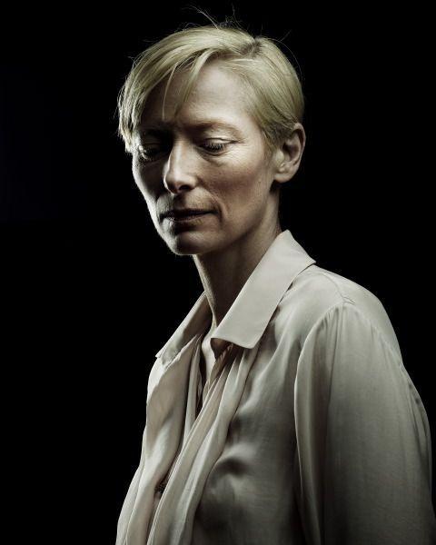 Tilda Swinton by Denis Rouvre, 2010s