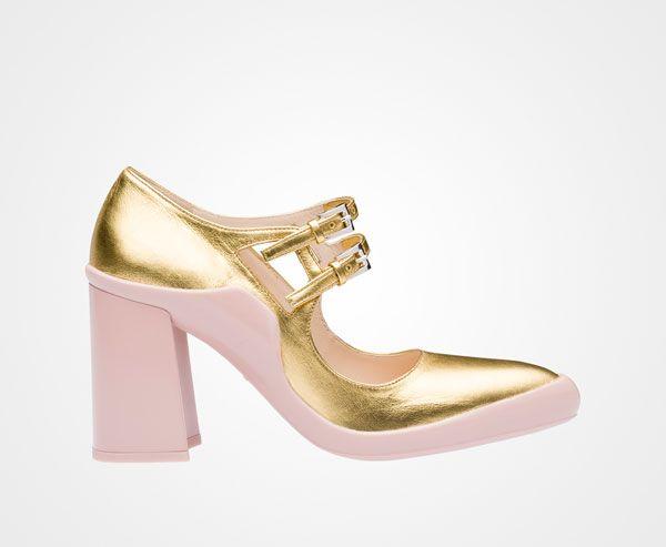 Dream shoes.. FW15 #Prada by TrésorParisien