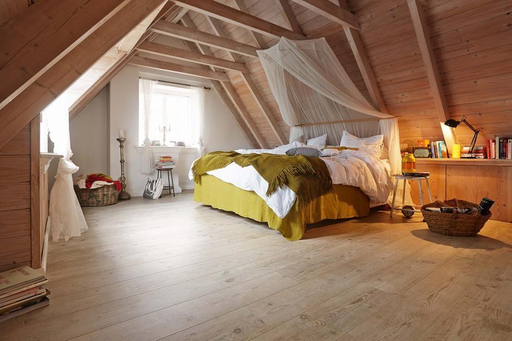 Schlafzimmer Bilder ~ Schlafzimmer im dachstuhl