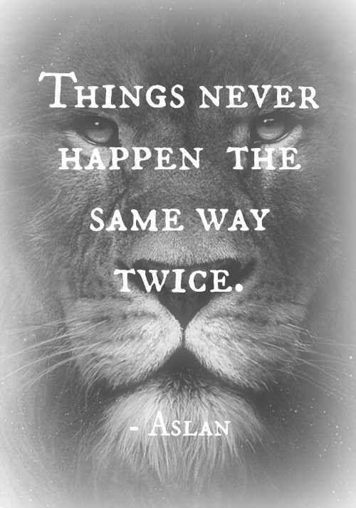 Pin by Thamiris on Narnia | Narnia quotes, Inspirational quotes motivation,  Narnia