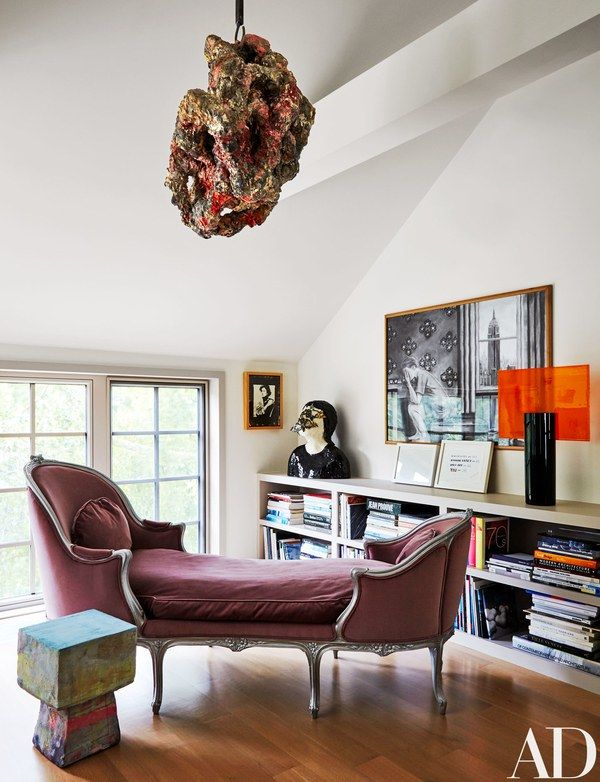 Residence @ Private Detected Dominique Lévy and Dorothy Berwin's Hamptons home