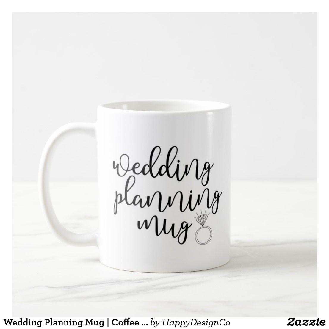 Wedding Planning Mug | Coffee Mug Will You Be My Bridesmaid? Cactus ...