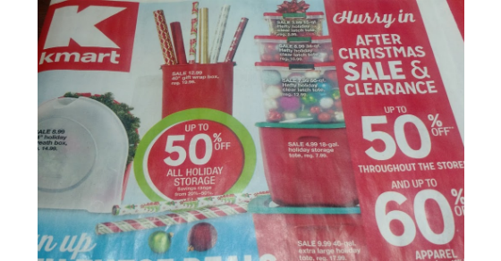 Kmart Christmas Clearance-Apparel, Decor, and more! | Kmart Deals ...