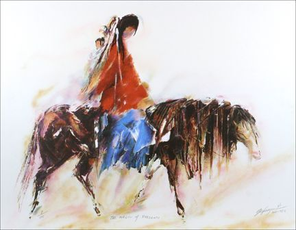 The Magic Of Predawn By Ted Degrazia Mexican Art Art And