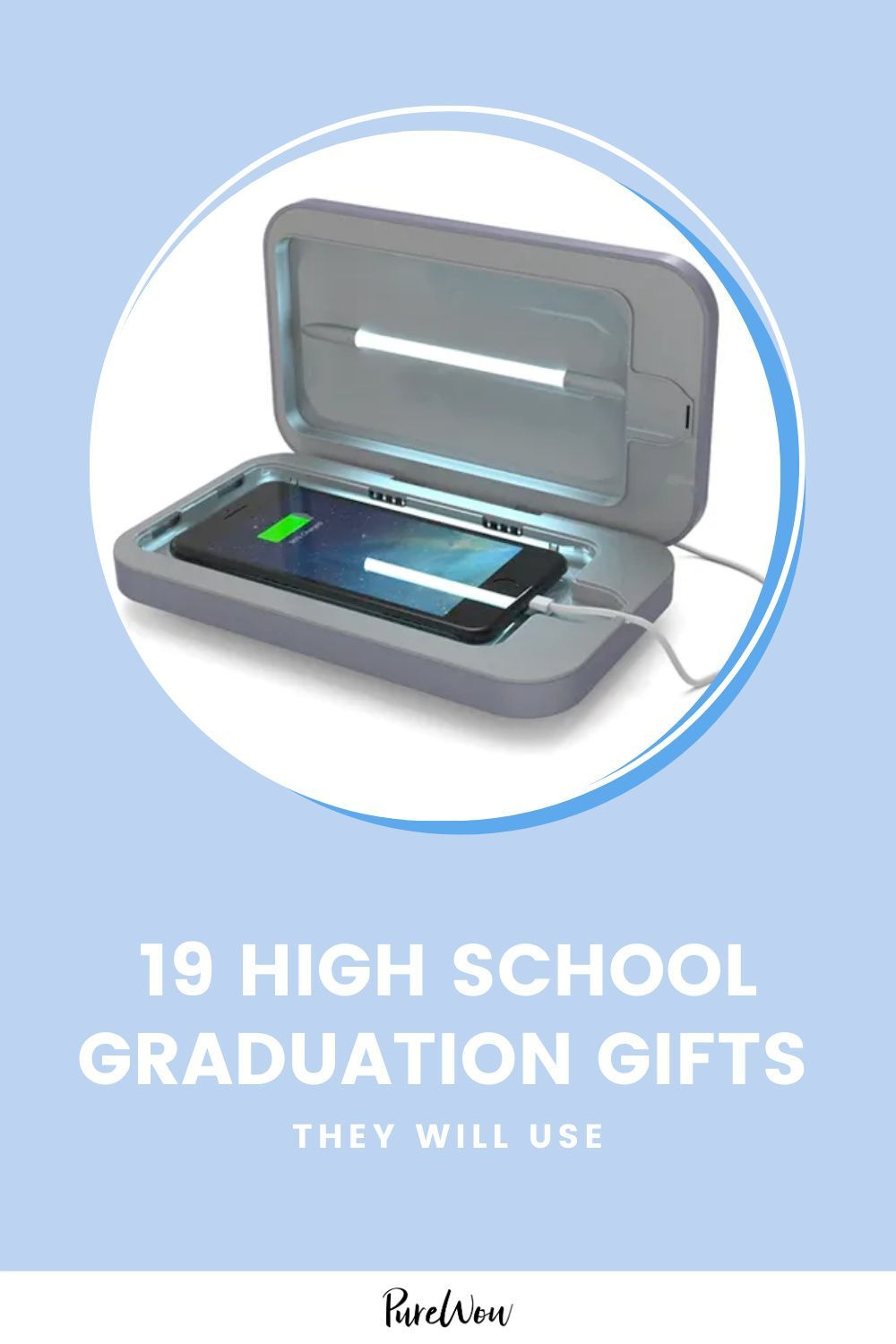19 High School Graduation Gifts They Ll Actually Use And Cherish Or Post On Tiktok In 2021 High School Graduation Gifts High School Graduation Cool Gifts For Teens