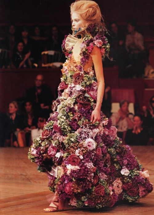 Over The Top Flower Dress