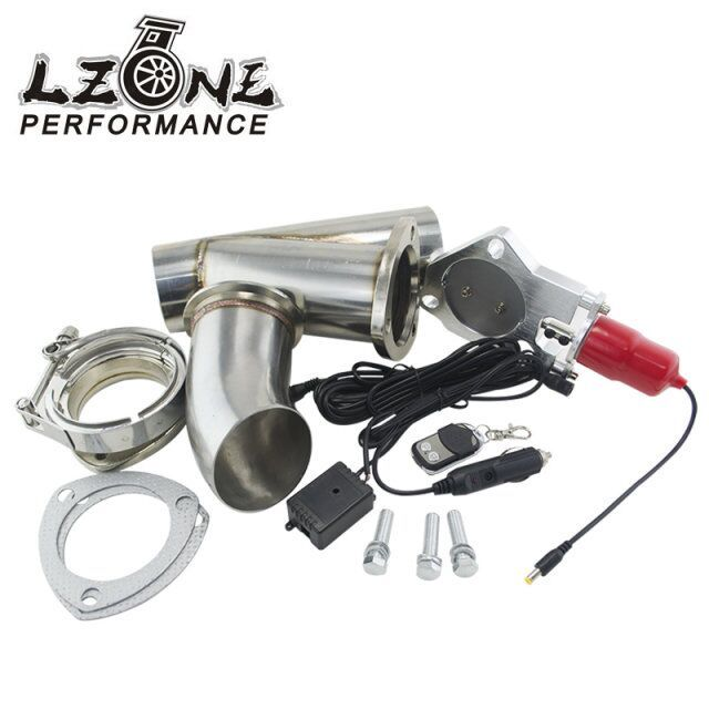 electric exhaust cutout kit