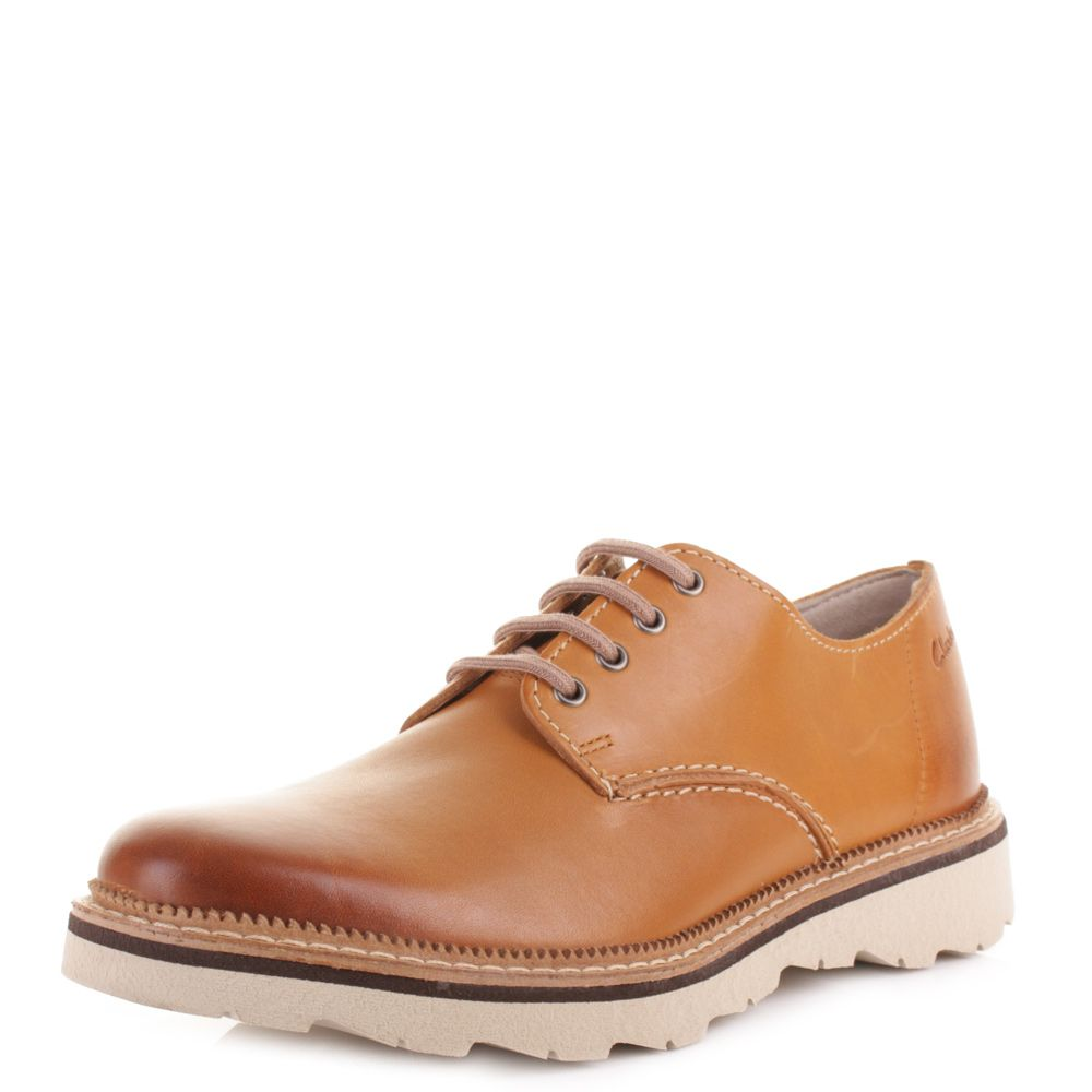 clarks mens work shoes