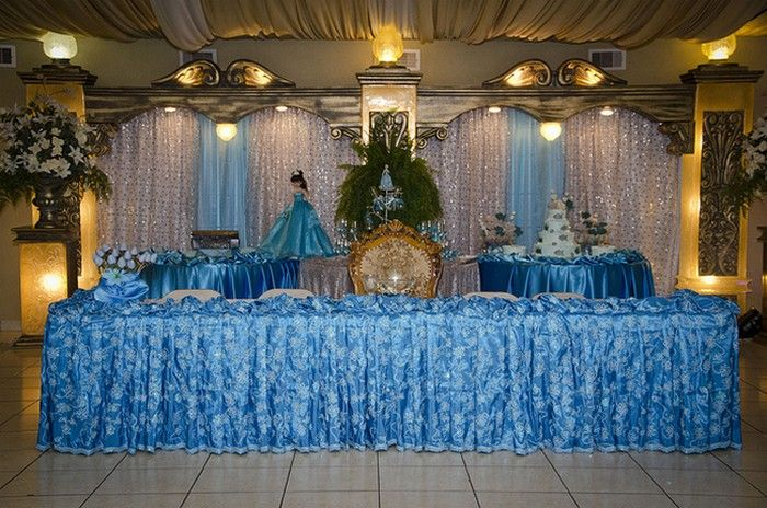 decoration Idea for quinceaneara Important Elements in