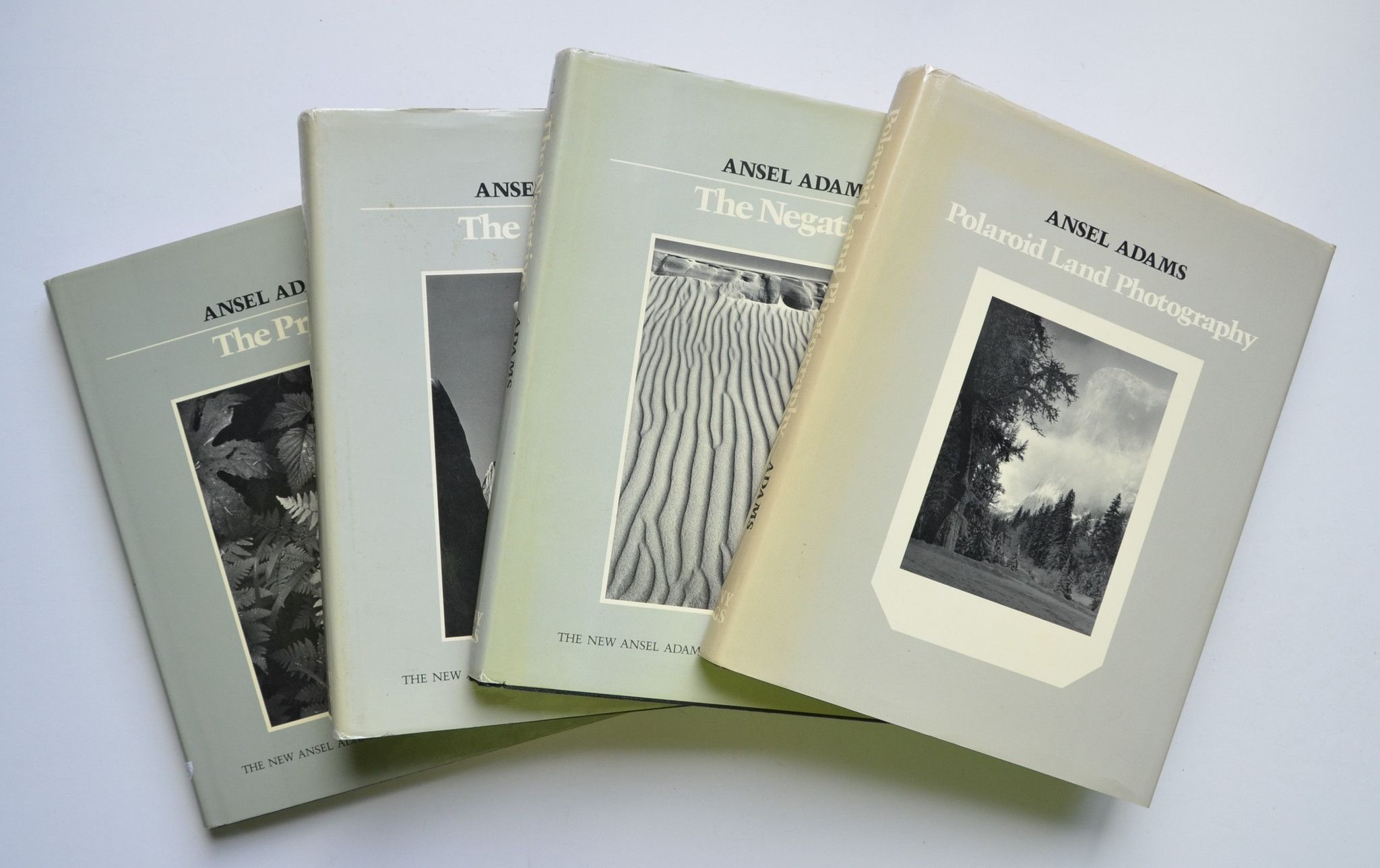 The New Ansel Adams Photography Series by Ansel Adams | Products ...