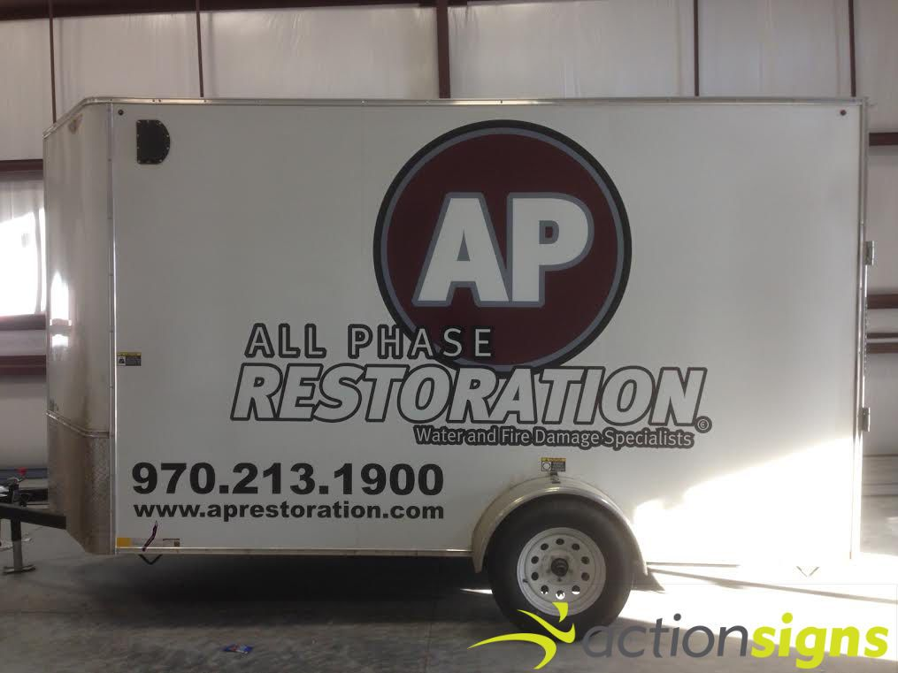 All Phase Restoration Of Windsor Co Actionsigns Branding