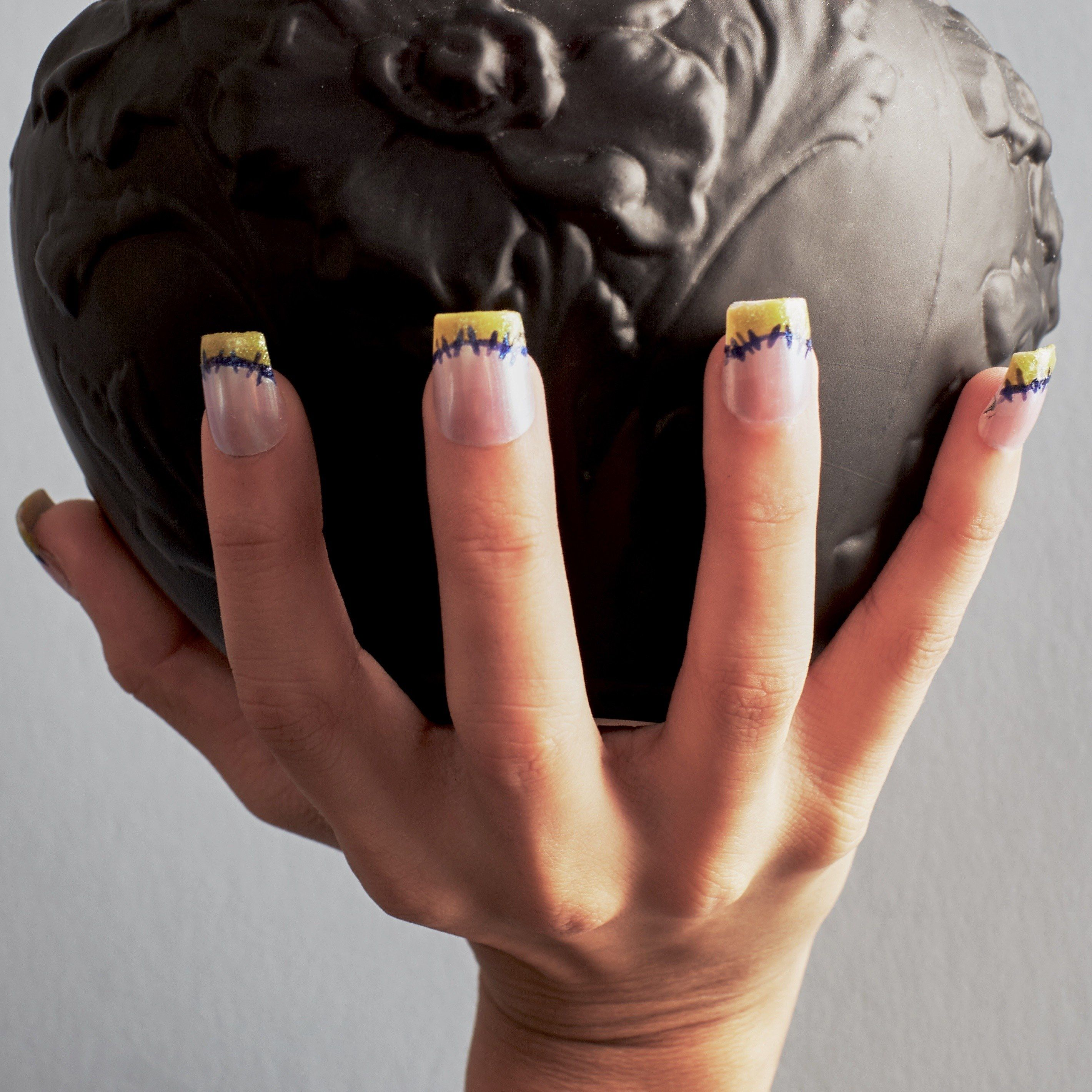 28 Creative Halloween Nail Art Ideas for Every Length ...