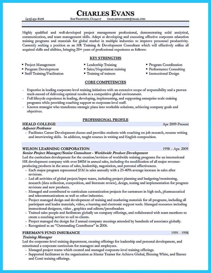 Resume Templates Leadership Qualities Resume Templates Project Management Professional Resume Skills Management Skills