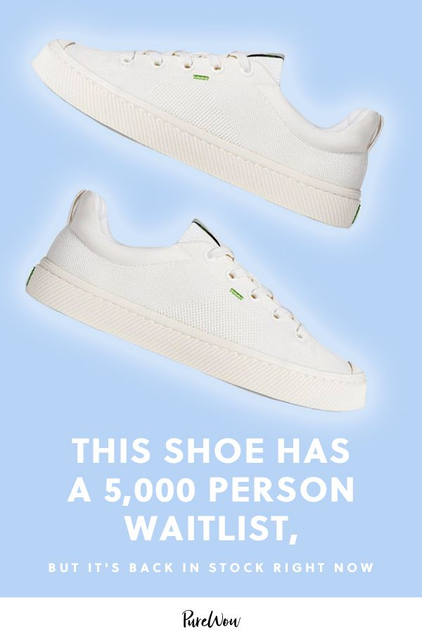 The Shoe That Has A 5 000 Person Waitlist Has Just Been Re Stocked