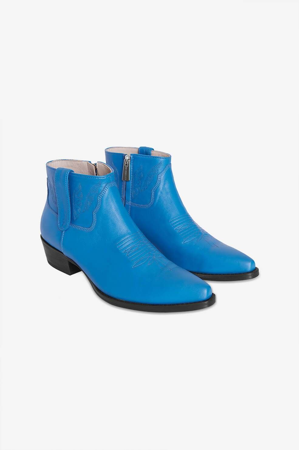 ANINE BING AXEL BOOTS - BLUE   Boots
