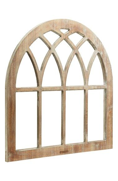 Magnolia home window frame wall decor decor pinterest for Window frame designs house design