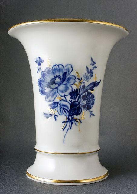 Meissen Vase Meissen China Pinterest Porcelain