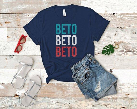 Beto O'Rourke - Vote For Beto - Beto For Senate - Beto For Texas - Beto Shirt Unisex - Political Shi