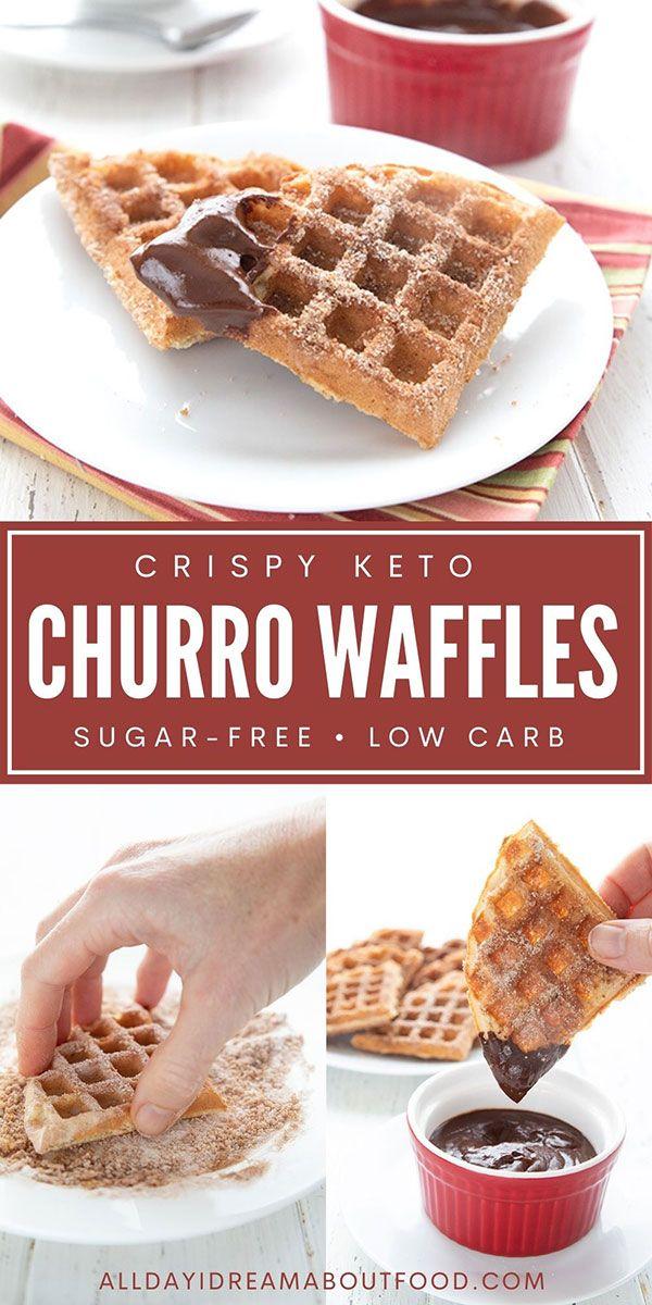 Keto Churro Waffles Keto churro waffles - tasty br