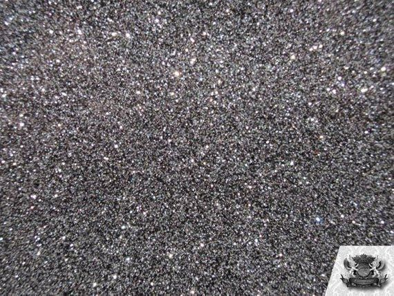 Vinyl Sparkle Orion Silver Fake Leather Upholstery Fabric 54 Wide